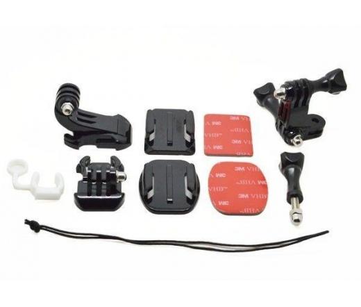 SJ/GP-136 kiegészítő felszerelő készlet sportkamerához