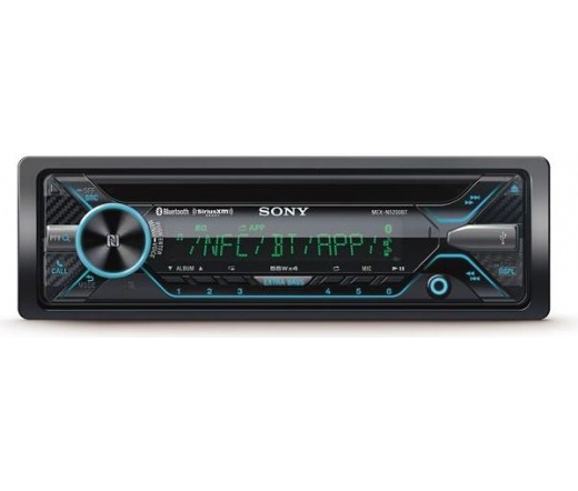 Sony MEX-N5200BT Autóhifi fejegység