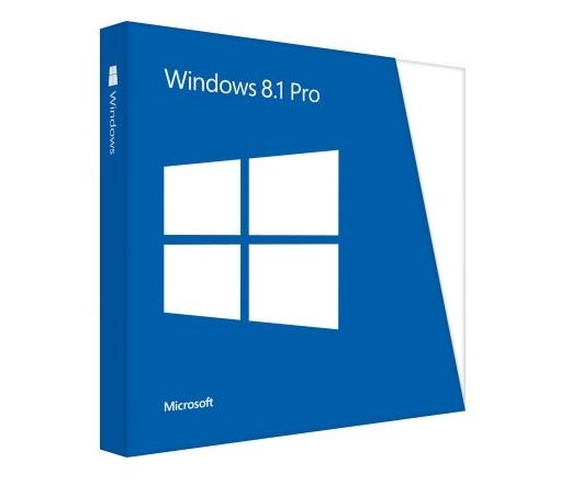 SW MS WINDOWS 8.1 PRO ENG 32bit OEM 1PACK