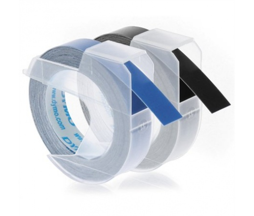 DYMO 3D kék 9mm x 3m
