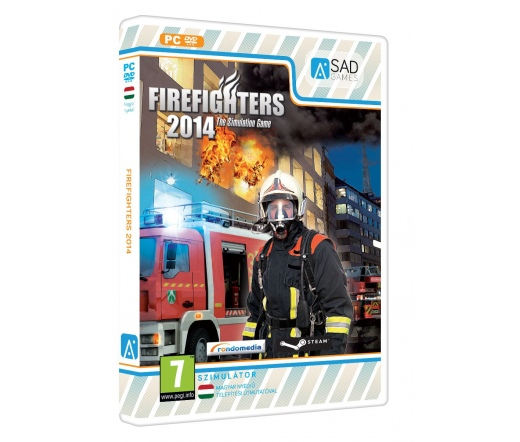GAME PCS SAD Firefighter 2014 (2802939)