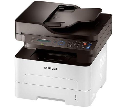 Printer Samsung SL-M2675F Mono lézer MFP (fax)
