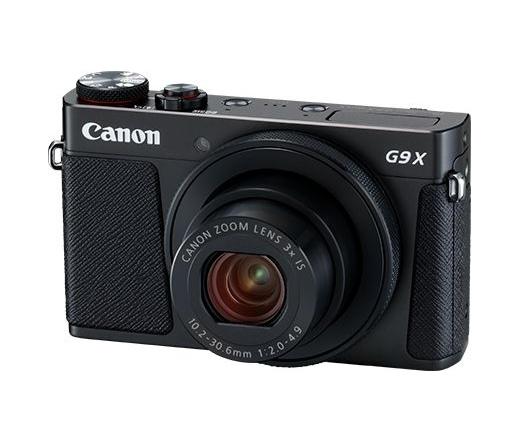 CANON PowerShot G9X II Fekete