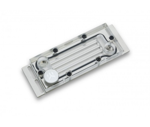 EK WATER BLOCKS TOP Plexi - RAM Monarch X4 Clean CSQ - Nickel