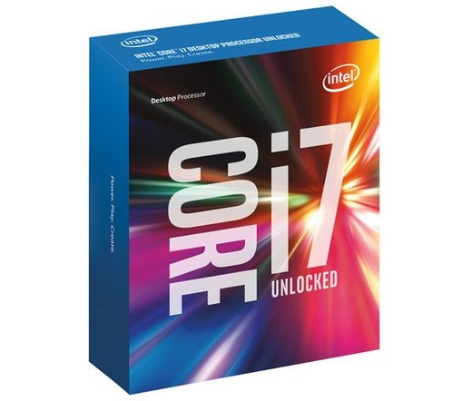 INTEL Core i7-6700K 4,0GHz 8MB LGA1151 BOX hűtő ...