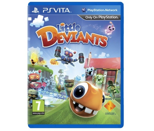 GAME PS VITA Little Deviants