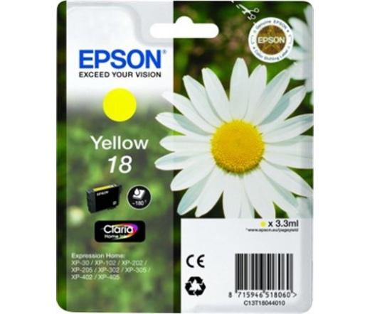 Patron Epson T1804 Yellow Claria