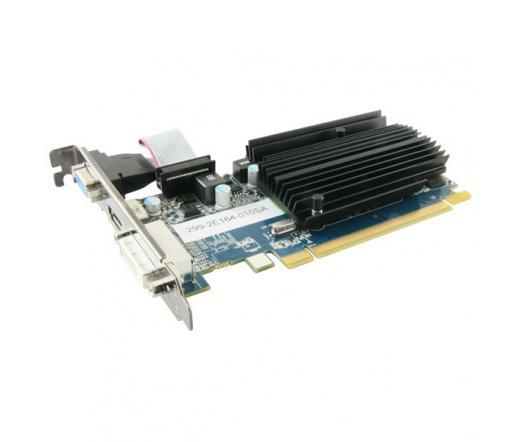VGA SAPPHIRE PCIE HD6450 1024MB DDR3 Silent LP