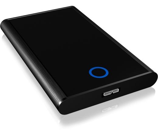 """RAIDSONIC IB-273STU3 Icy Box 2,5"""" SATA USB3.0 + tartó"""