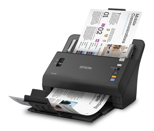 Scanner Epson Workforce DS860