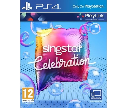 GAME PS4 Singstar Celebration