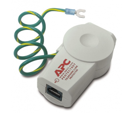 APC ProtectNet standalone surge protector for analog/DSL phone lines (2 lines, 4 wires)