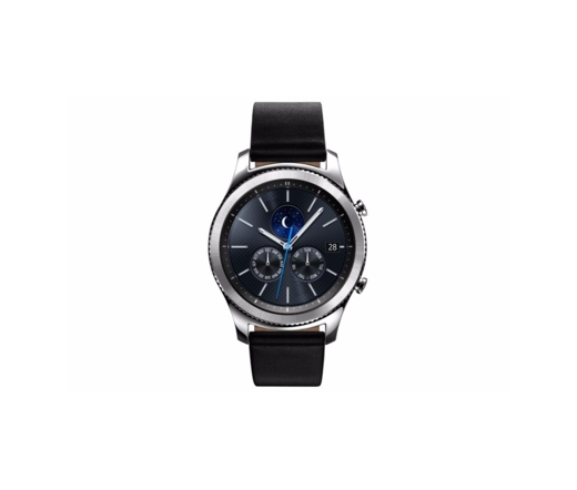 SAMSUNG Gear S3 Classic Silver Watch