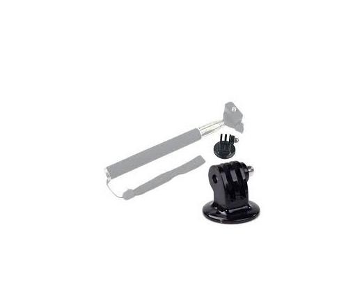 "SJ/GP-03 fekete ""tripod"" adapter sportkamerához"