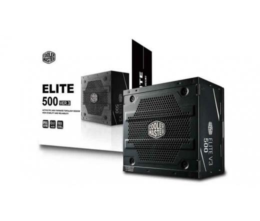 COOLER MASTER  Elite V3 Series 500W Tápegység