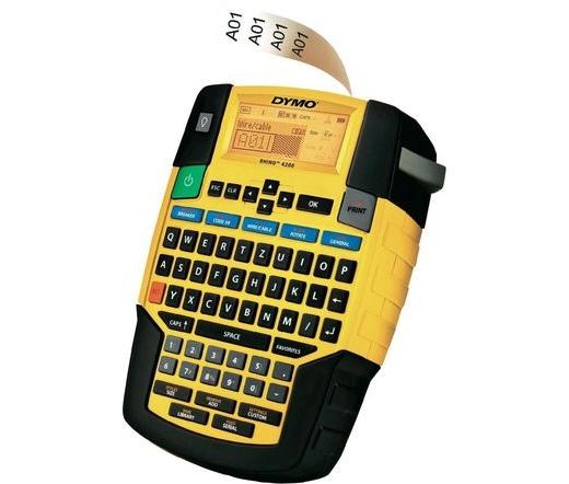 DYMO Rhino4200 kézi feliratozógép