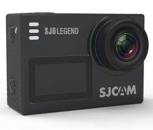 SJCAM SJ6 akciókamera fekete
