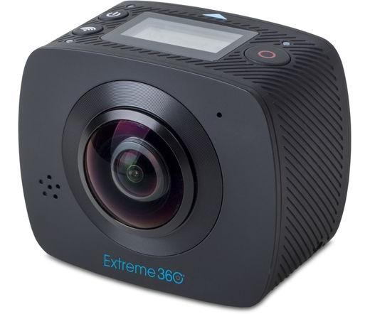 GoClever Extreme 360 Smart - két lencsés 360 fokos kamera