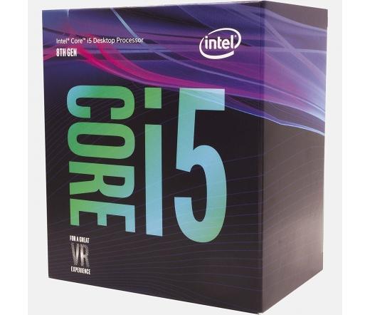 INTEL Core i5-8400 2,8GHz 9MB LGA1151 BOX