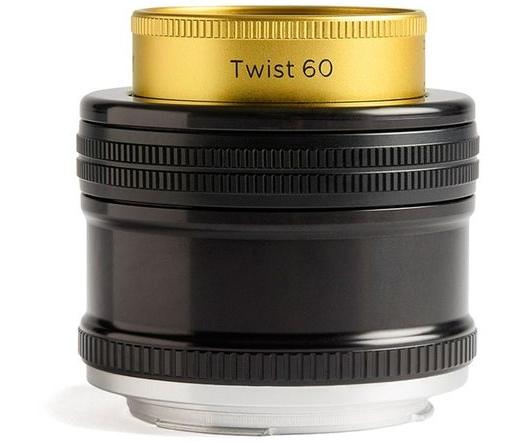 LENSBABY Twist 60mm f/2.5-22 (Sony E)