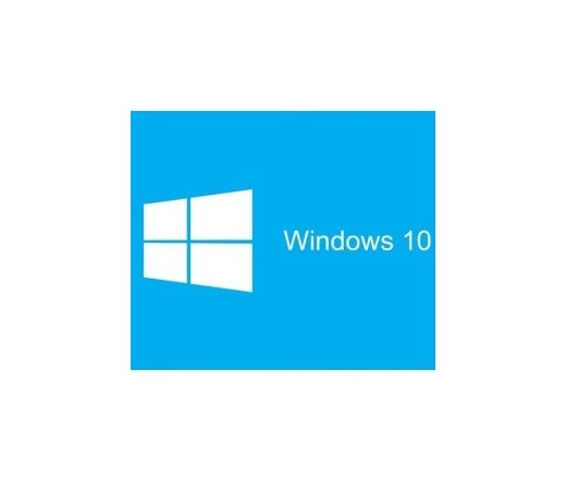 SW MS WINDOWS 10 32-bit ENG 1 Felhasználó OEM