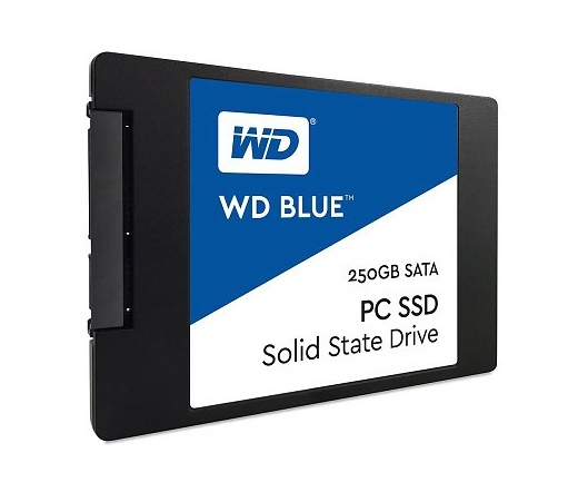 SSD WD Blue PC Sata-III 250GB