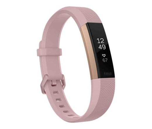 Fitbit Alta HR Pink/Rose Gold (S)