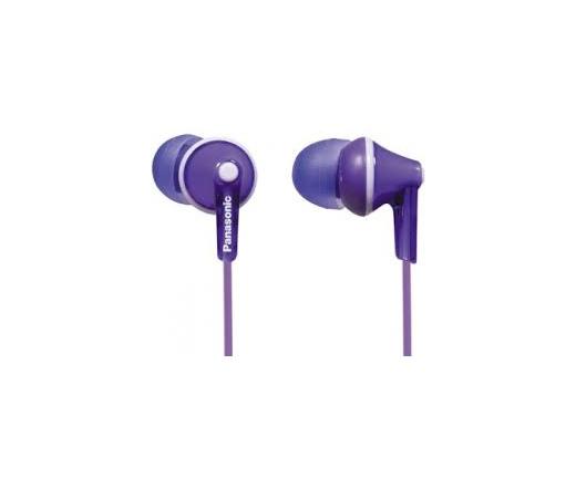 Panasonic RP-HJE125 fülhallgató lila