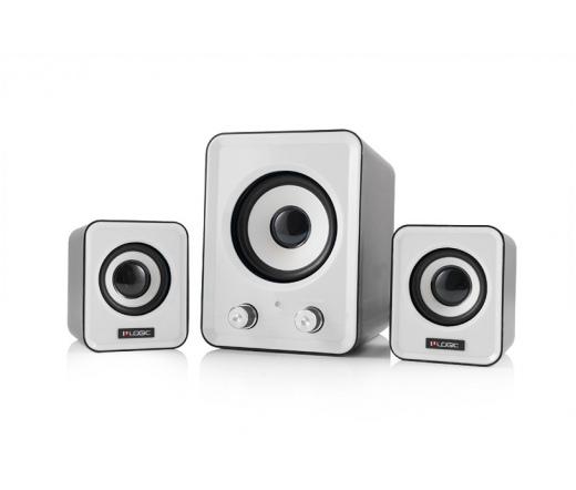 ModeCom Logic LS-20 hangszóró fehér