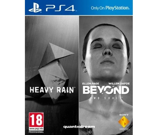 GAME PS4 Heavy Rain & Beyond Collection