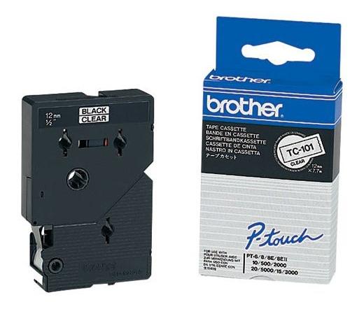 BROTHER P-touch TC-101 laminált szalag
