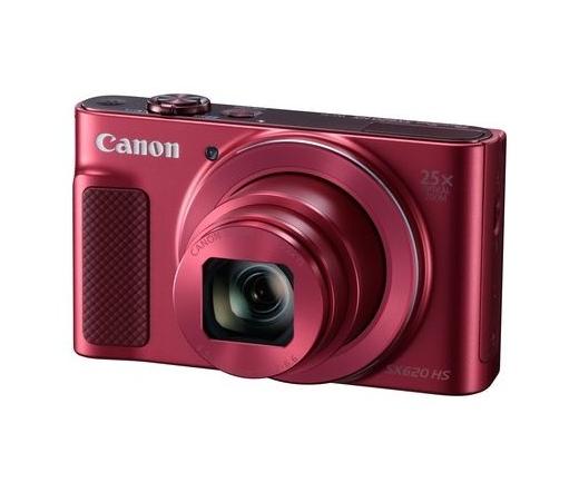 CANON PowerShot SX620 digitális fényképezőgép (piros)