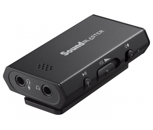 SOUND CARD CREATIVE SoundBlaster E1