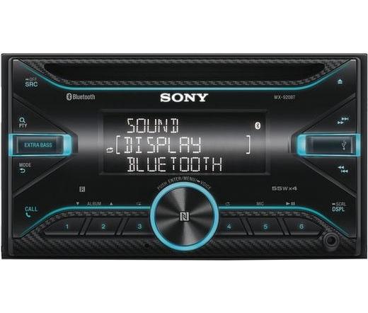 Sony WX920BT.EUR Autóhifi fejegység