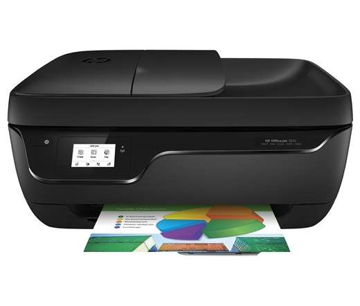 HP Officejet 3831 MFC-Ink A4