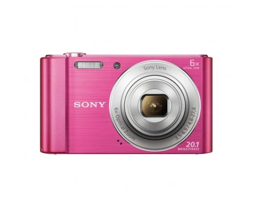 SONY DSC-W810 Rózsaszín