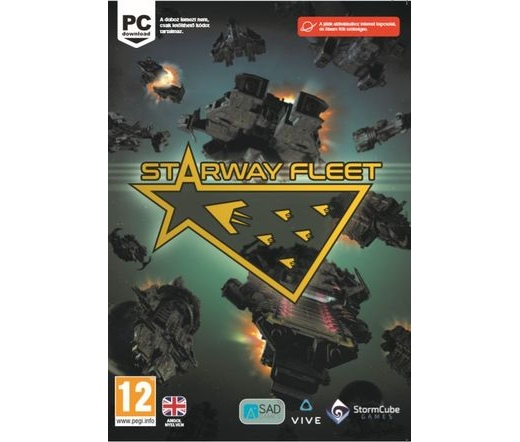 GAME PC Starway Fleet