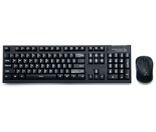 ZALMAN ZM-KM870RF Keyboard & Mouse Combo USB (ENG)