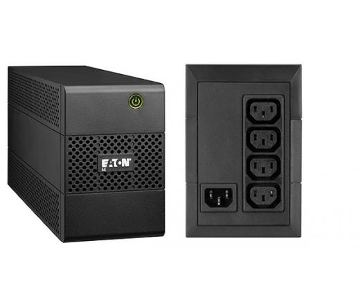 UPS EATON 5E 500i 300W fekete