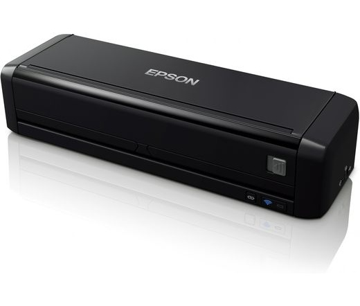 SCANNER EPSON Workforce DS-360W hordozható