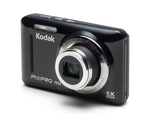 Kodak PixPro FZ53 black/fekete digitális fényképezőgép