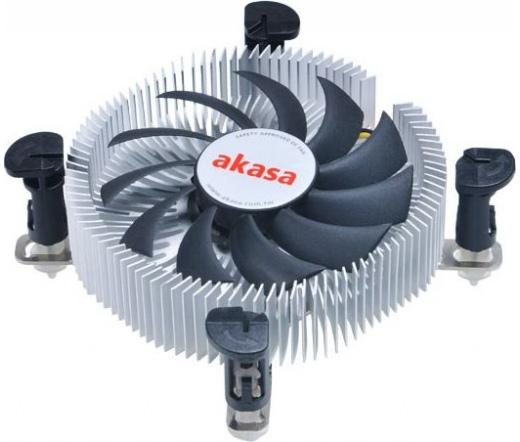COOLER AKASA AK-CC7122EP01 Low Profile for Intel