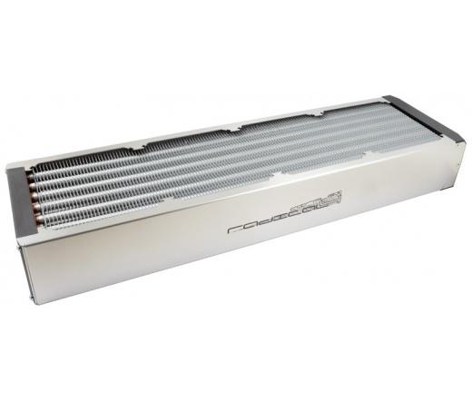 Aqua Computer airplex radical 4/480mm - Aluminium