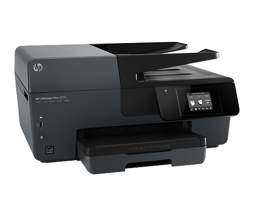 Printer HP OfficeJet Pro 6830 MFP (fax)