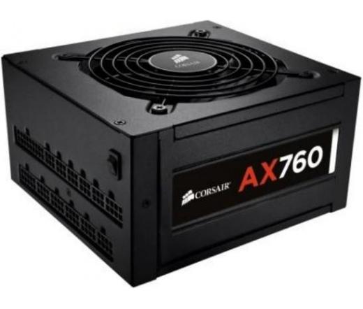 CORSAIR AX760 760W 80+ Platinum moduláris