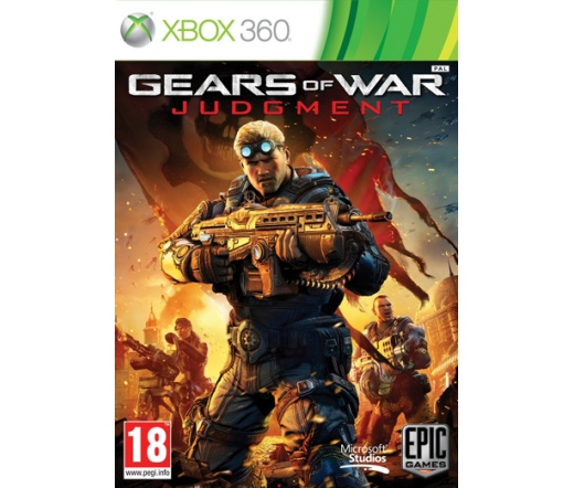 GAME XB360 Gears of War Judgment