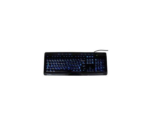 Revoltec Keyboard Lightboard XL3 Világító billentyűzet Hun