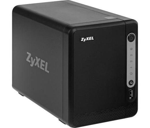 ZyXEL NAS-326 2- Bay