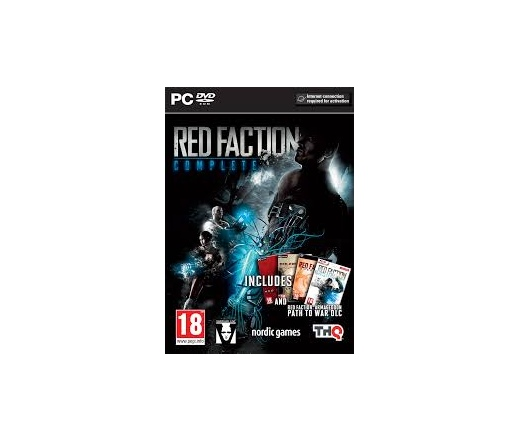 PC Red Faction Complete  (PC)