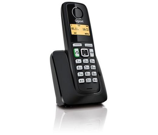 TEL GIGASET ECO DECT Telefon A220A Black